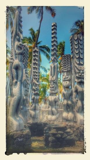 Statues - Stylized