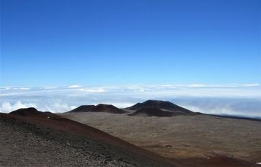 Cinder Cones on Mauna Kea
