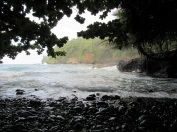 A little cove at Onomea Bay - what a gorgeous place!