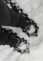 Obligatory Snowshoe Feet Pic