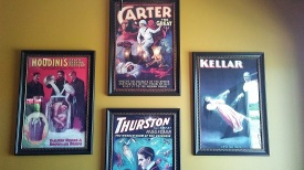 Posters at Sleight of Hand