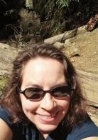 Me in the sun at Murhut Falls