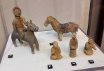 Small Terracotta figures
