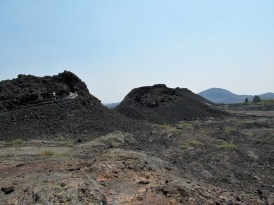 Spatter Cones - mini volcanoes