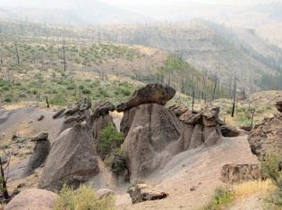 Balancing Rocks View