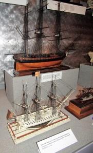 POW Ship Models