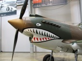 Curtiss P40C Tomahawk