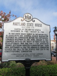 State House Sign