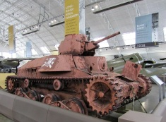 Japanese Ha Go Tank