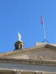 Georgia-Capitol-Statue
