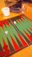 Backgammon!