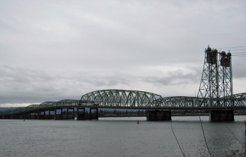 The bridge in Oregon