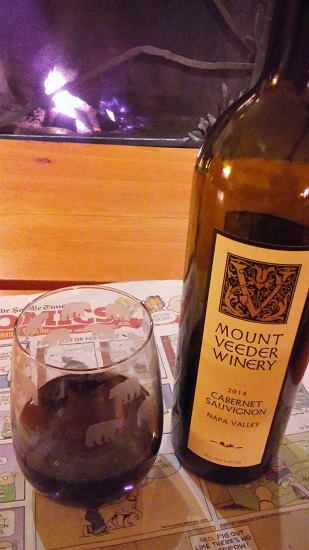 We had some good wine!