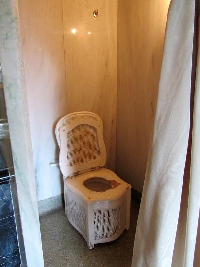 Swan-Toilet