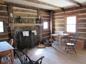 Wood-Cabin-Interior