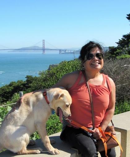 Lelani, Shaka and the Golden Gate