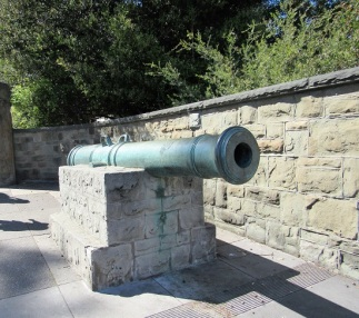 A Presidio Cannon
