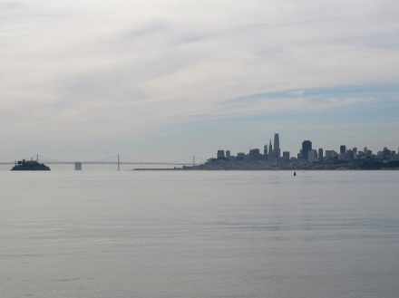 The view from Sausalito