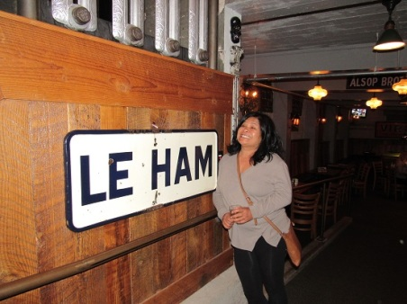 Lelani and Le Ham
