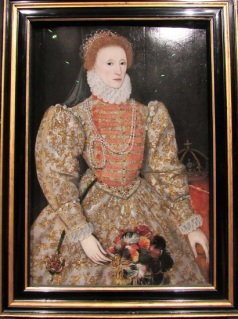 Queen Elizabeth I, circa 1575