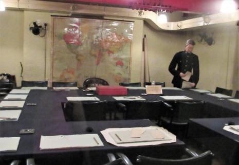 The Cabinet War Room