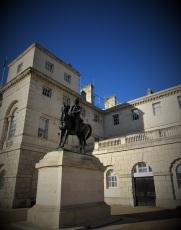 Horse Guards Museum Statue