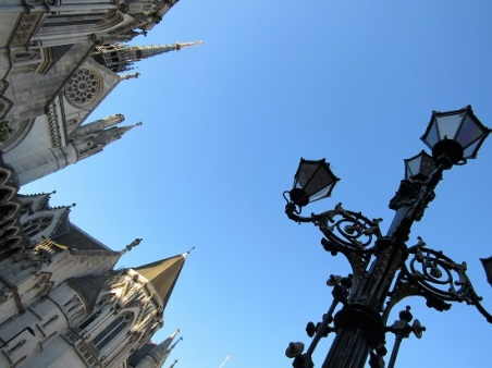 Spires and Lights