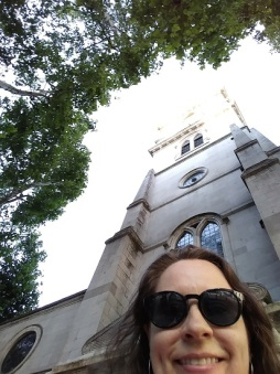 Me with a Church
