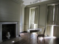 One of Franklin's rooms