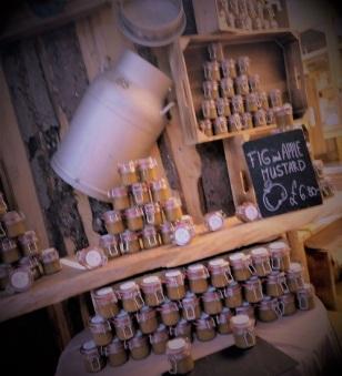 Mustards at the Borough Market