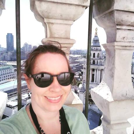 Me at the top of St. Paul's