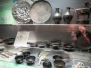 Roman Baths artifacts