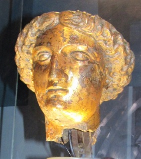 The Goddess Sulis (aka Sulis Minerva)