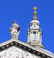 St, Paul's cross