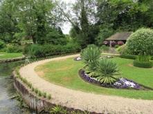 The Inn's garden