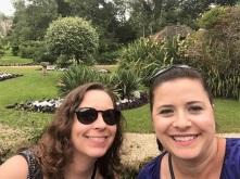 Me and Taryn in Bibury