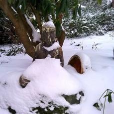 Snow-Buddha