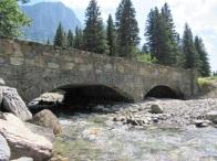Glacier-Bridge