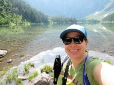 Me at Avalanche Lake