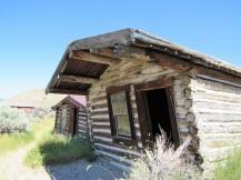 Bannack Cabins
