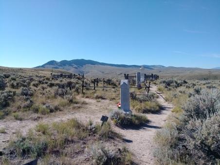 Bannack Cemetery