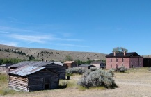 A view of Bannack