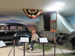 A historic camper