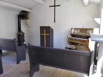 A frontier church