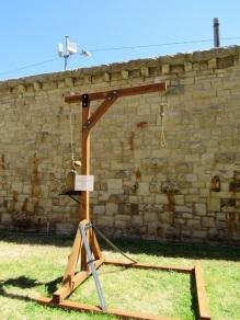 A Replica Gallows