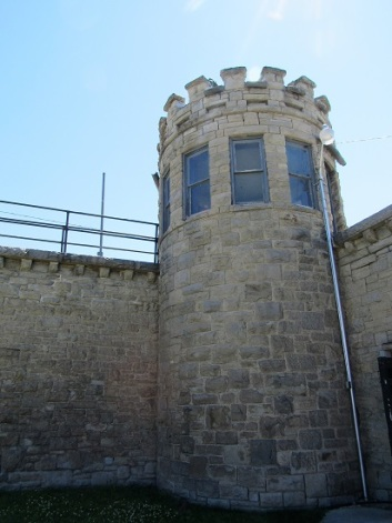 The Outer Wall Tower