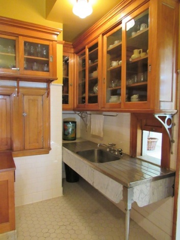 Butler's Pantry at Trail End