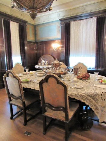 Dining Room at Trail End