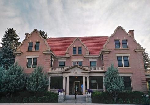 Trail End Mansion