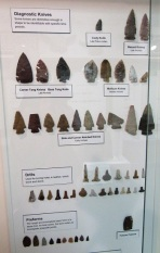 Prehistoric knives